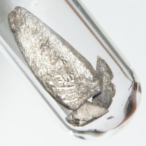 Pieces of europium | Image via Wikimedia Commons